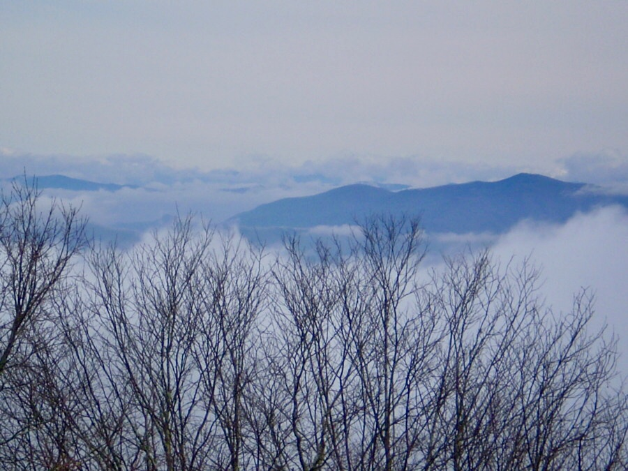 View from Cherohala Skyway